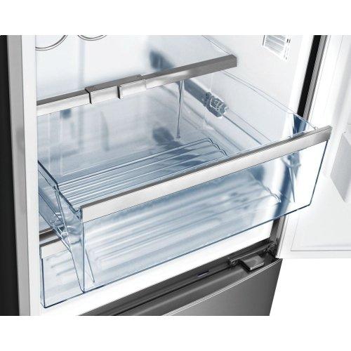 500 Series Freestanding Bottom Freezer Refrigerator Inox-easyclean B11CB50SSS