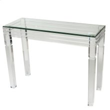 Diaphan Console Table