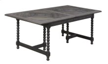 Emerald Home Wallingford Butterfly Leaf Double Pedestal Dining Table Pine D750-10