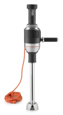 Commercial® 400 Series Immersion Blender - 16 inch arm - Onyx Black