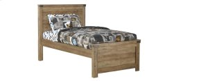 3PC Twin Bed, Dr/Mr, NS