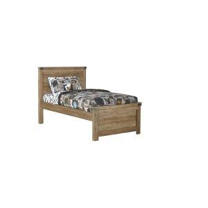 3PC Twin Bookcase Bed, Dresser/Mirror