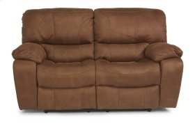 Grandview Fabric Power Reclining Loveseat