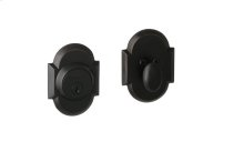 Deadbolt 910-2 - Oil-Rubbed Dark Bronze