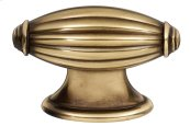 Tuscany Knob A231 - Polished Antique