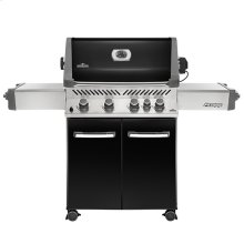 Prestige® 500 with Infrared Rear Burner in Black