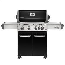 Prestige® 500 with Infrared Rear Burner in Black