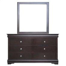 Orleans Mirror and Dresser - Cherry