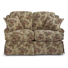 Danville Fabric Loveseat