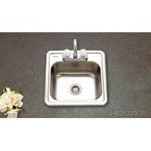 Hospitality Bar Sink 1515-6BS