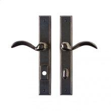 "Rectangular Multi-Point Entry Set - 1 3/4"" x 11"" Bronze Dark Lustre"
