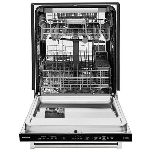 KitchenAid® 39 DBA Dishwasher with Fan-Enabled ProDry™ System and PrintShield™ Finish - PrintShield Stainless