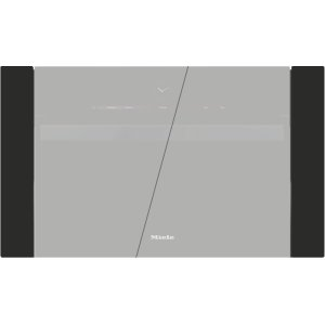 """MieleTrim kit for 30"""" niche for installation of a speed oven/steam oven with 24"""" width x 18"""" height"""