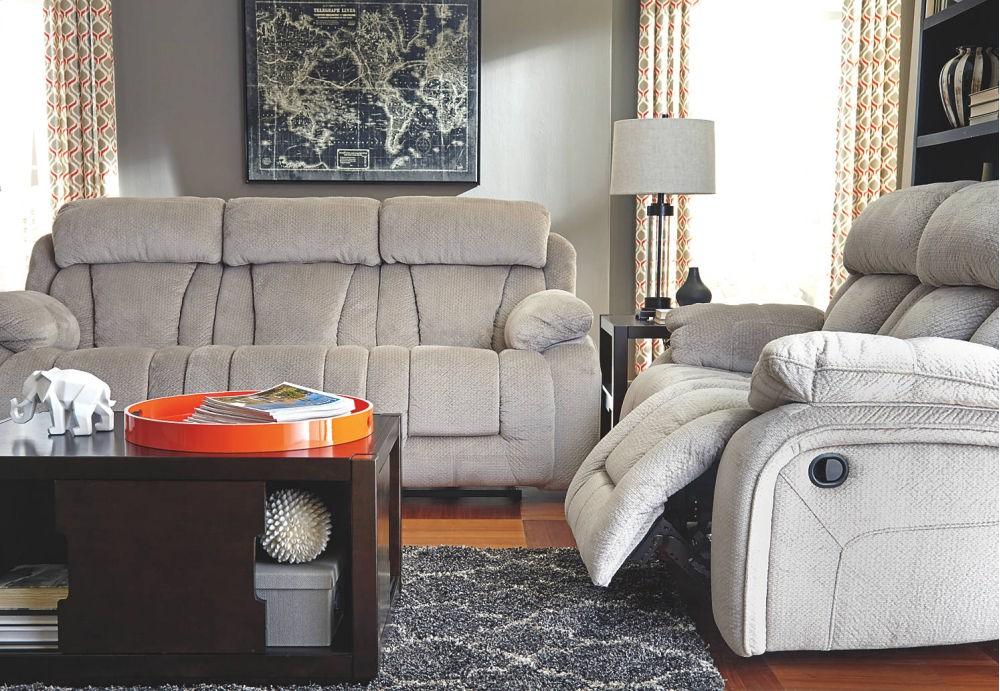 Hidden · Additional Reclining Power Sofa