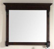 "Brookfield 47.25"" Mirror, Burnished Mahogany"