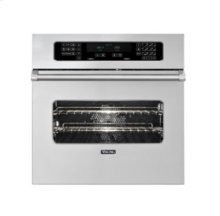 """30"""" Single Custom Electric Touch Control Select Oven, No Brass Accent - Floor Model"""