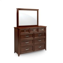 Belvedere Mule Chest Mirror