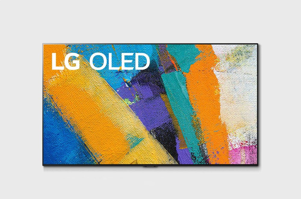 LG AppliancesLg Gx 55 Inch Class With Gallery Design 4k Smart Oled Tv W/ai Thinq® (54.6'' Diag)