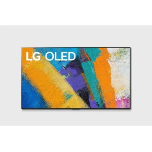 LG ElectronicsLG GX 55 inch Class with Gallery Design 4K Smart OLED TV w/AI ThinQ® (54.6'' Diag)