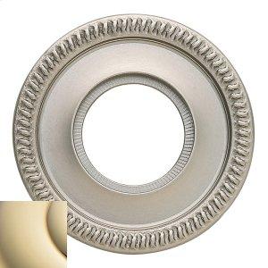 Lifetime Polished Brass 5035 Estate Rose Product Image