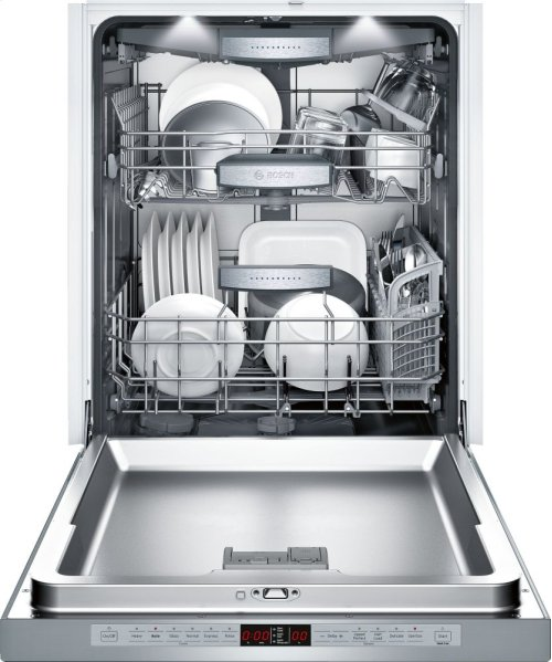 SHE8PT55UC Benchmark Series- Stainless steel