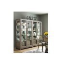 High Line by Rachael Ray Bunching Display Cabinet Product Image