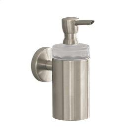 Brushed Nickel S/E Soap Dispenser