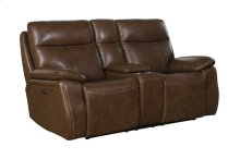 Micah Chestnut Loveseat