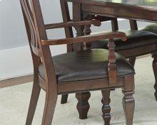 Estate Slat Back Arm Chair