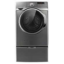 3.9 cu. ft. VRT™, Steam and PowerFoam™ Front Load Washer (Stainless Platinum)