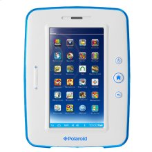 Polaroid 7-inch Android 4.0 8GB Internet Kids Tablet with Camera and Rechargeable Battery, White - PTAB750