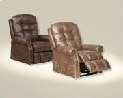 Pwr Lift Lay Flat Recliner w/ Heat & Massage Product Image