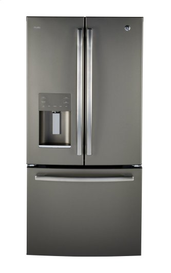 ENERGY STAR(R) 17.5 CU. FT. COUNTER DEPTH FRENCH-DOOR ICE & WATER REFRIGERATOR