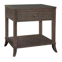 Urban Retreat Single Drawer Night Stand Product Image