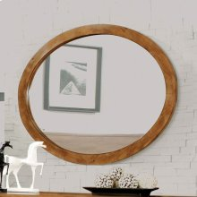 Lennart Oval Mirror