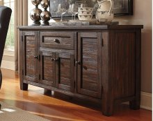 Timber and Tanning Dining Room Server