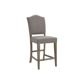 Upholstered Dining Chair (2/Ctn) - Catalina Graystone Finish