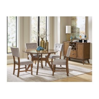 Edam Round Dining Table