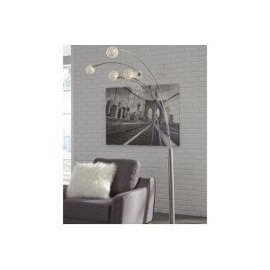 AshleySIGNATURE DESIGN BY ASHLEYMetal Arc Lamp (1/CN)