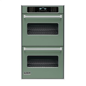 """Mint Julep 30"""" Double Electric Touch Control Premiere Oven - VEDO (30"""" Wide Double Electric Touch Control Premiere Oven)"""