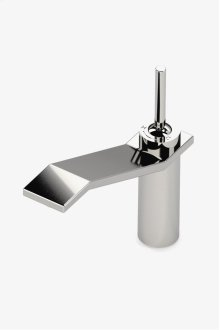 Formwork Deck Mounted Exposed Tub Filler with Metal Joystick Handle STYLE: FMXT30