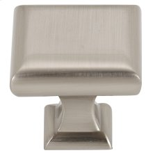 Manhattan Knob A310-14 - Satin Nickel