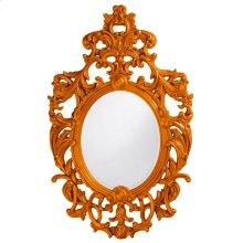 Dorsiere Mirror - Glossy Orange