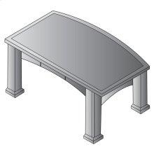 "Mendocino Table Desk 72""x42""x30"""