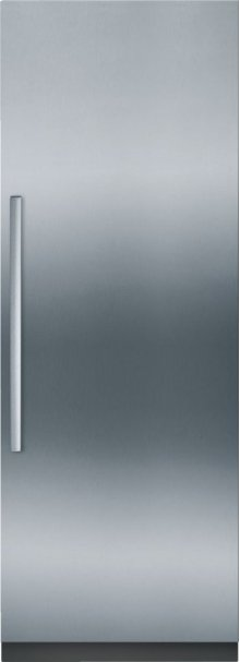"Benchmark® 30"" Built-In Custom Panel Single Door Refrigerator B30IR800SP Benchmark Series - Custom Panel"