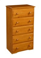 Econo 5 Drawer Chest Product Image