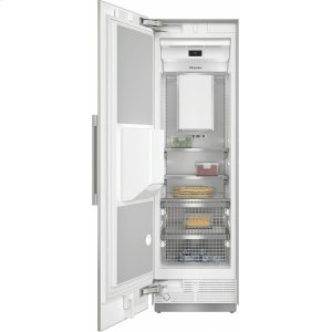 MieleF 2671 SF MasterCool freezer For high-end design and technology on a large scale.