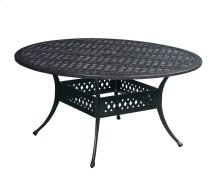 "60"" Round Umbrella Table"