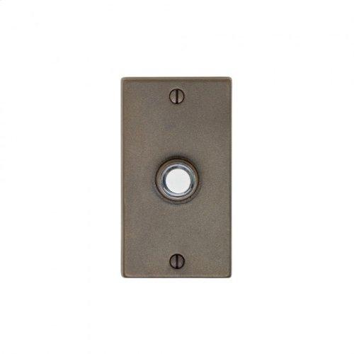 Metro Doorbell Button Silicon Bronze Medium