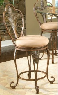 "30"" Swivel Bar Stool Product Image"